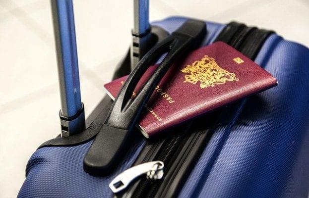 Reisplannen naar het buitenland